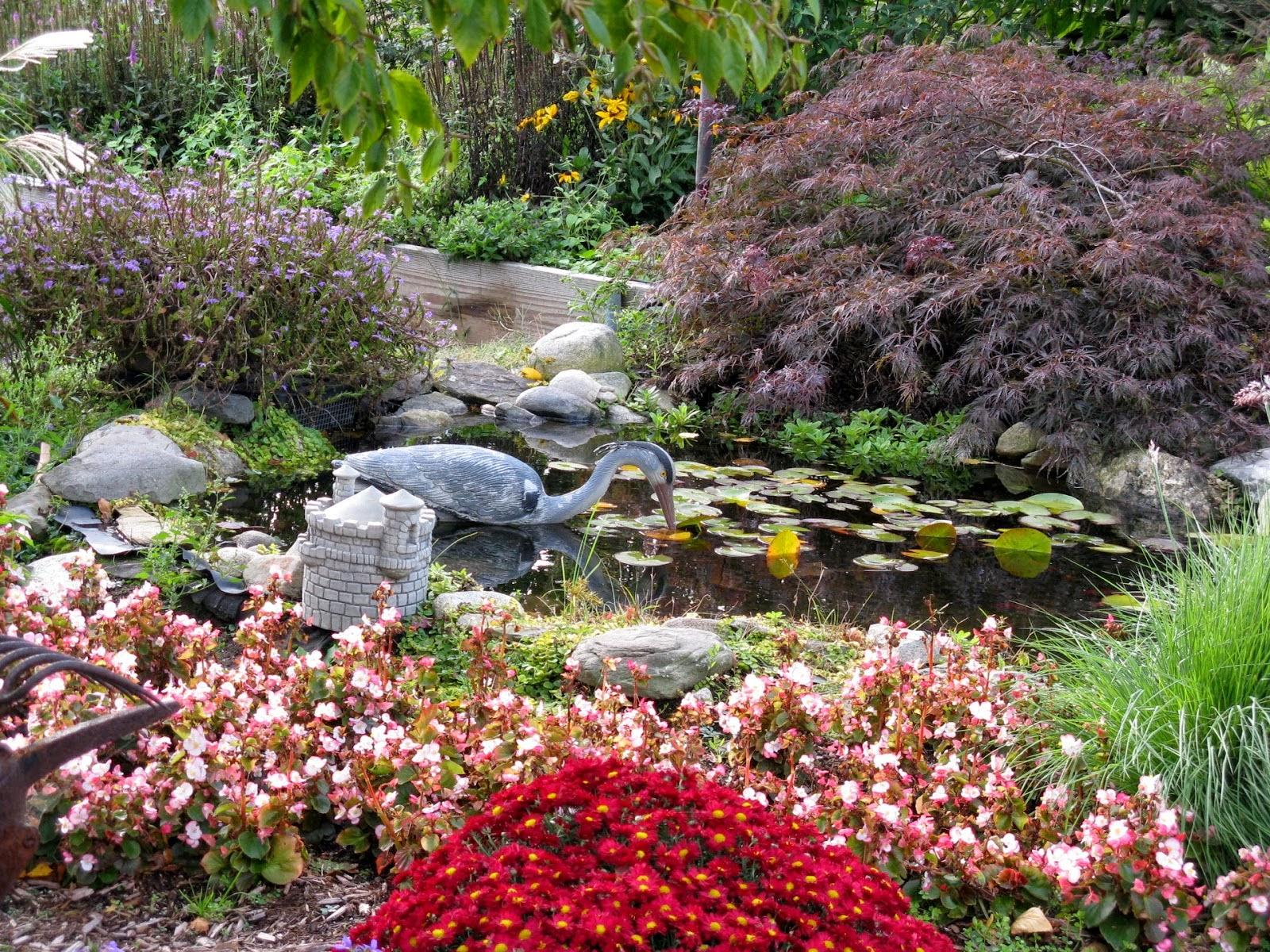 Jardines de agua for Lonas para estanques de jardin