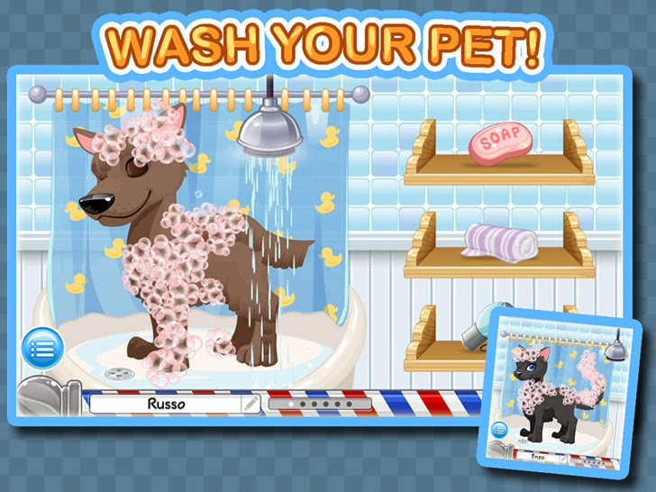 Sunnyville Pet Salon – Pet Hair Cut & Style Game App iTunes App By Sunstorm Interactive - FreeApps.ws