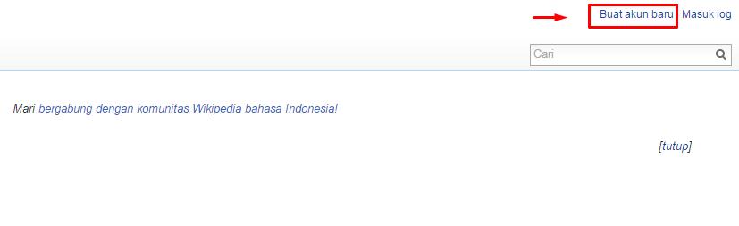 Panduan Lengkap Daftar Akun di Wikipedia