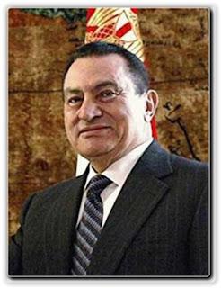 تنحى الرئيس مبارك