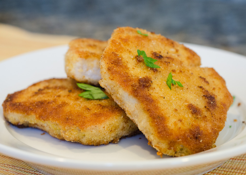 Crispy Breaded Pork Chops - Simple Awesome Cooking | A Foodblog from ...