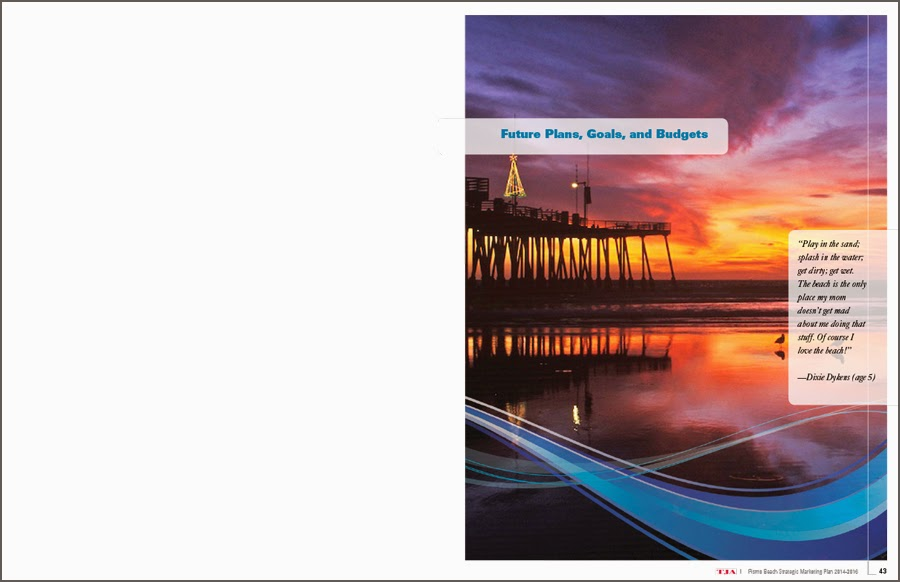 Pismo Beach - Marketing Plan - Title Page