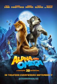 Alpha and Omega 2: A Howl-iday Adventure