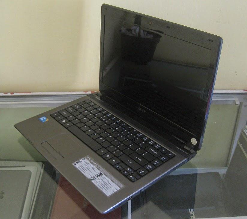 Laptop 2 Jutaan acer aspire 4743 Core i3