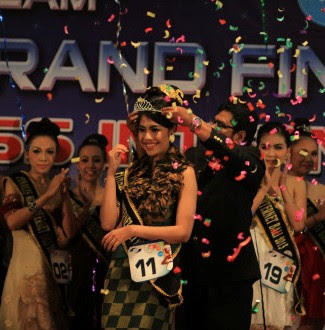 Windu Pemenang Miss Internet 2013 di Bali