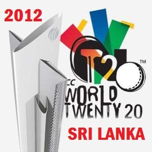 T20 Cricket World Cup 2012 SRI LANKA Live Stream
