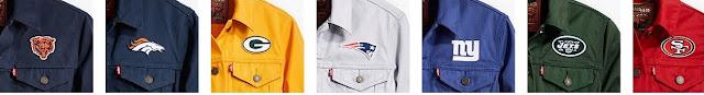 Levi NFL Shirts