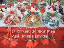 ´´Sorteio no Blog Meu Apê,Minha Divida´´