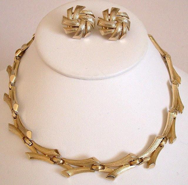 Bamboo Gold Earrings