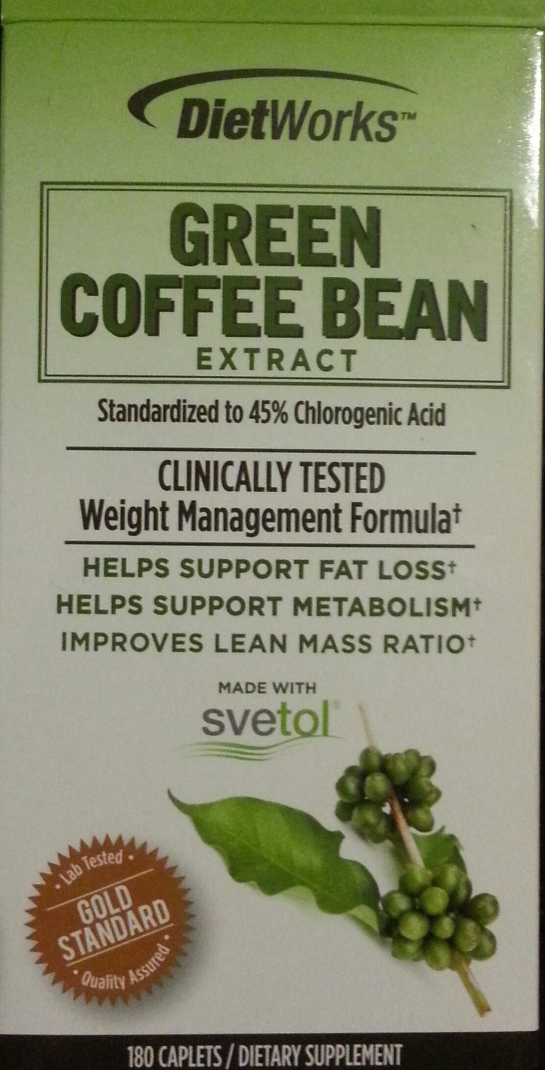 costco just saying green coffee bean extract