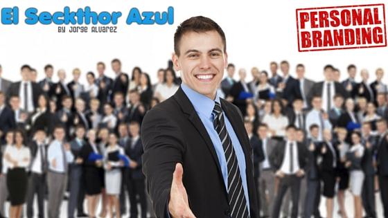 El Seckthor Azul - Personal Branding by Jorge Álvarez