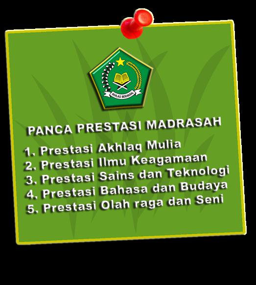 Inilah Buku Panduan Pelaksanaan Panca Prestasi Madrasah Abdi Madrasah