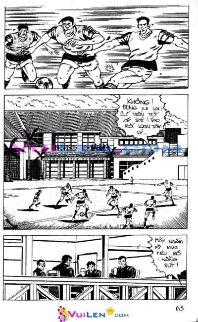 Jindodinho - Đường Dẫn Đến Khung Thành III Tập 61 page 65 Congtruyen24h