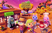 #13 Animal Crossing Wallpaper
