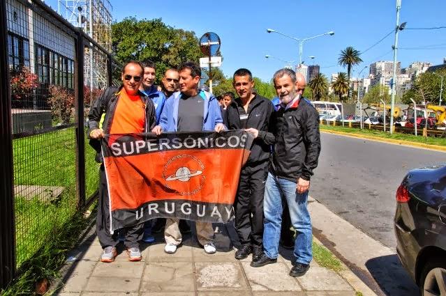 ÚLTIMA PRESENTACIÓN SÓNICA EN MARATÓN 42,195 Km BS. AIRES (ARGENTINA)
