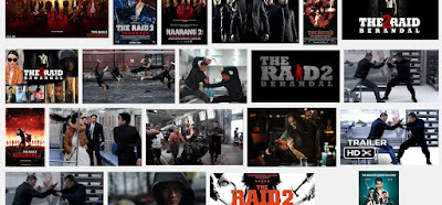 Film The Raid 2 Berandal