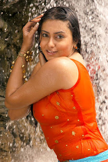 Namitha dress change