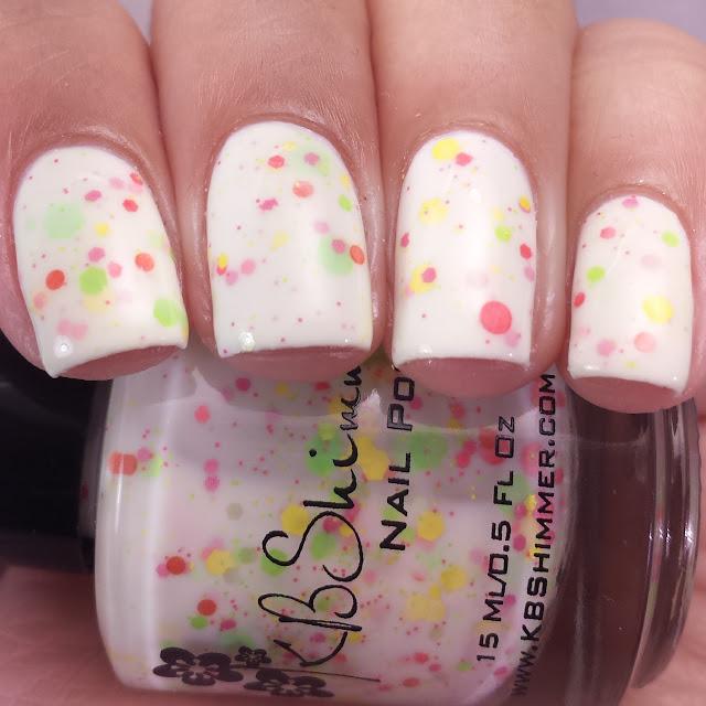 KB Shimmer - Mixed Peelings