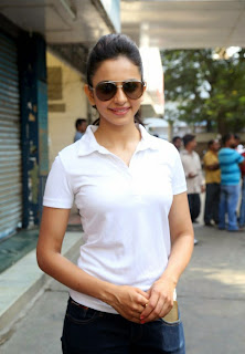 Actress Rakul Preet Singh Pictures in Jeans at Swachh Bharat Campaign  04.jpg
