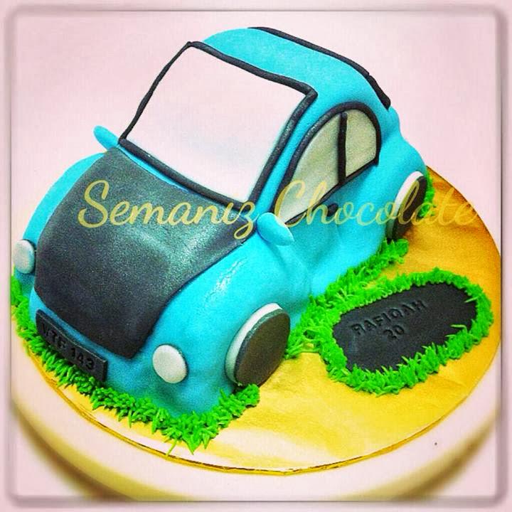 3D Cake [Cars]