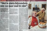 Gazet Van Antwerpen 14-12-2009