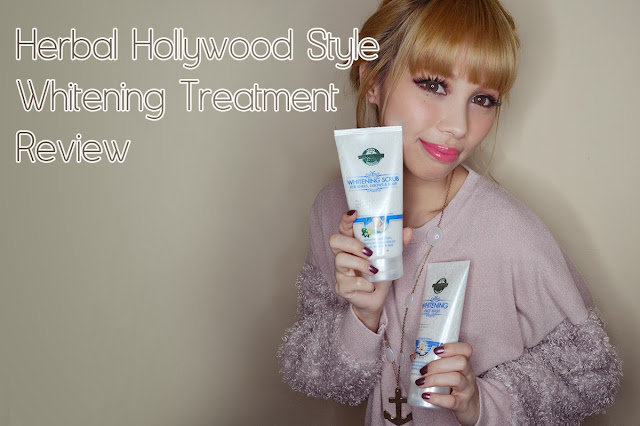 Pinkoolaid: Herbal Hollywood Style Whitening Treatment Review