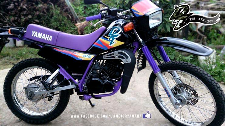 Motos Yamaha Dt