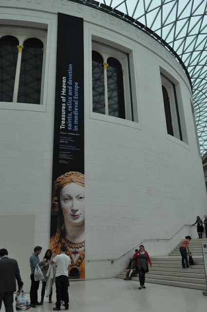 Treasures+of+Heaven+relics+exhibition+British+Museum+review