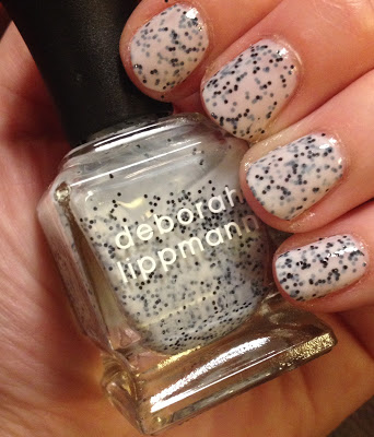 My 2014 in nails, #ManiMonday, Mani Monday, manicure, nails, nail polish, nail lacquer, nail varnish, Deborah Lippmann Polka Dots and Moonbeams
