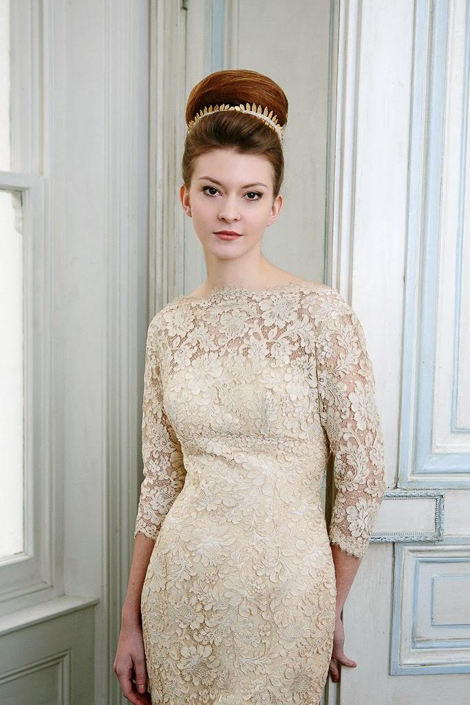 Vintage Wedding Dress Trends 2015 - number 7 |Heavenly Vintage ...