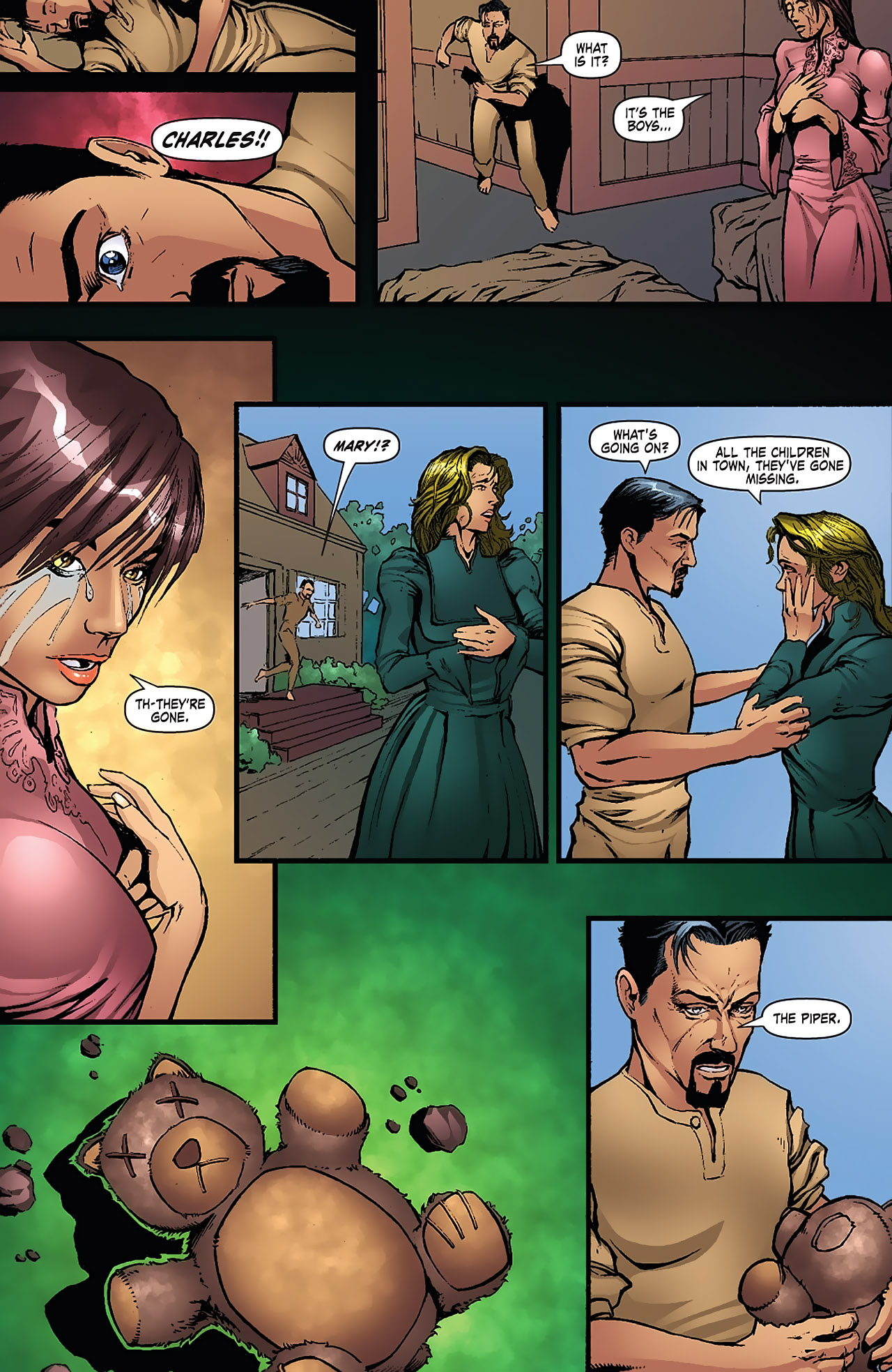 Grimm Fairy Tales (2005) Issue #12 #15 - English 18