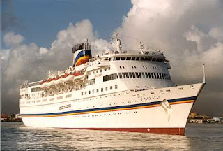 Emerald of Louis Cruise Lines - Reportedly Sold for Scrap