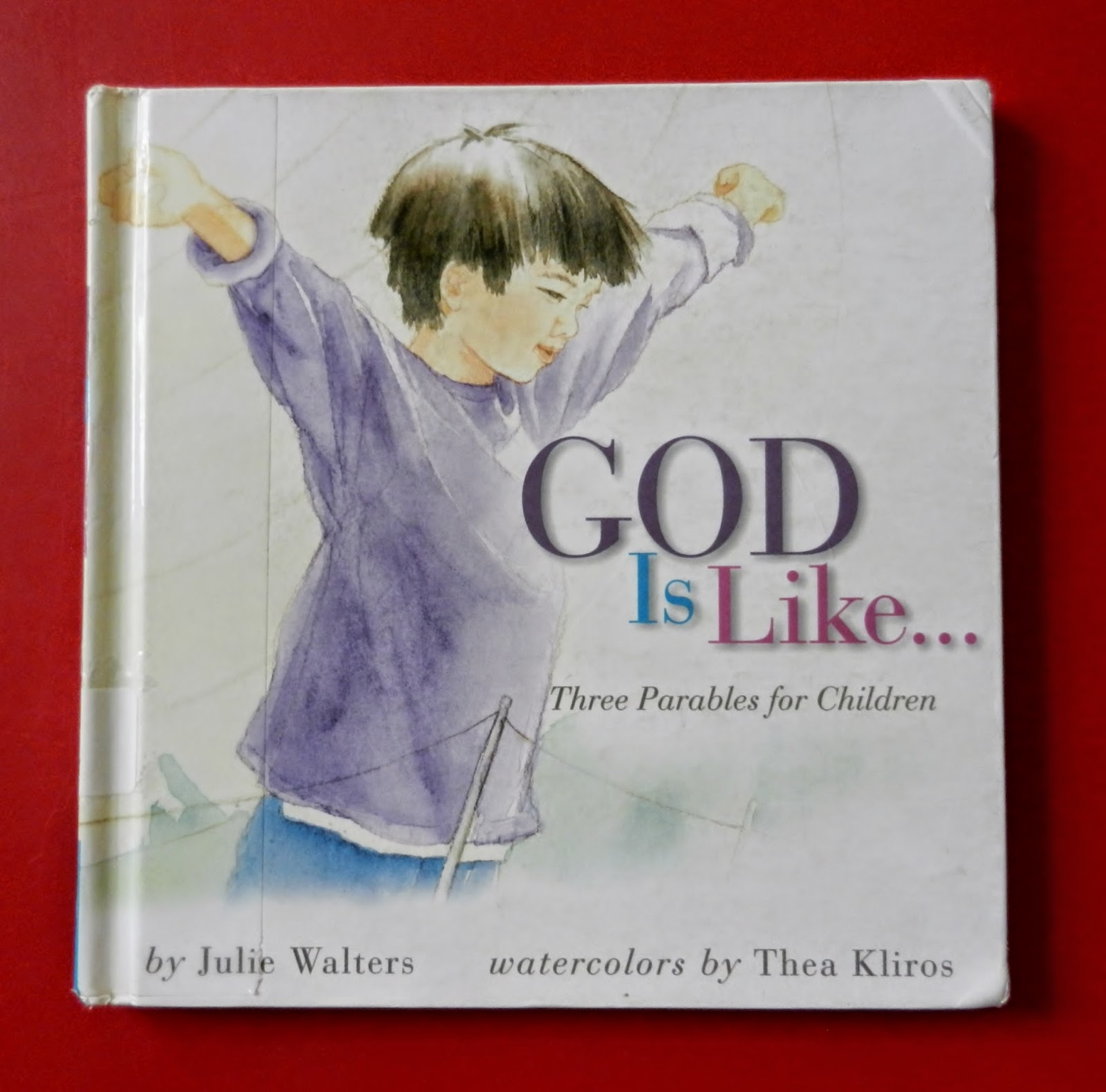 picture book theology what is god like two books that explore