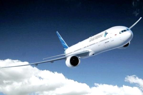Boeing 777 Garuda Indonesia. ZonaAero