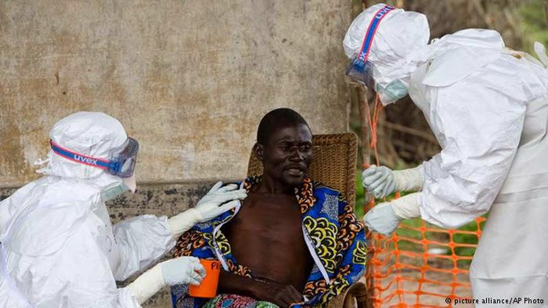 Ebola Virus Victims