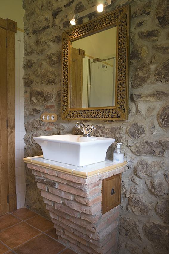 Como decorar una casa rural latest casa rural en noutigos for Como decorar una casa rural