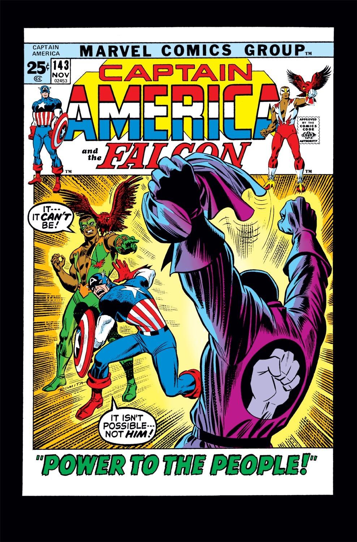 Captain America (1968) Issue #143 #57 - English 1