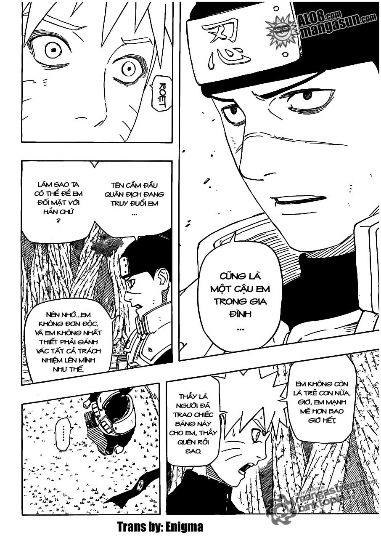Naruto chap 535 Trang 13 - Mangak.info