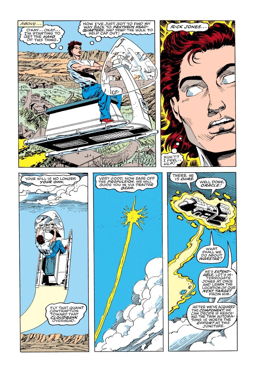 Captain America (1968) Issue #398 #331 - English 18