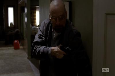 Escena del episodio 12 de la quinta y última temporada de la serie Breaking Bad