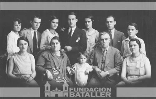 Los primos familia moreno en blanco y negro - Familias en blanco y negro ...