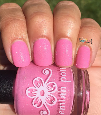 Bohemian Polish Love Potion No 9 3/4