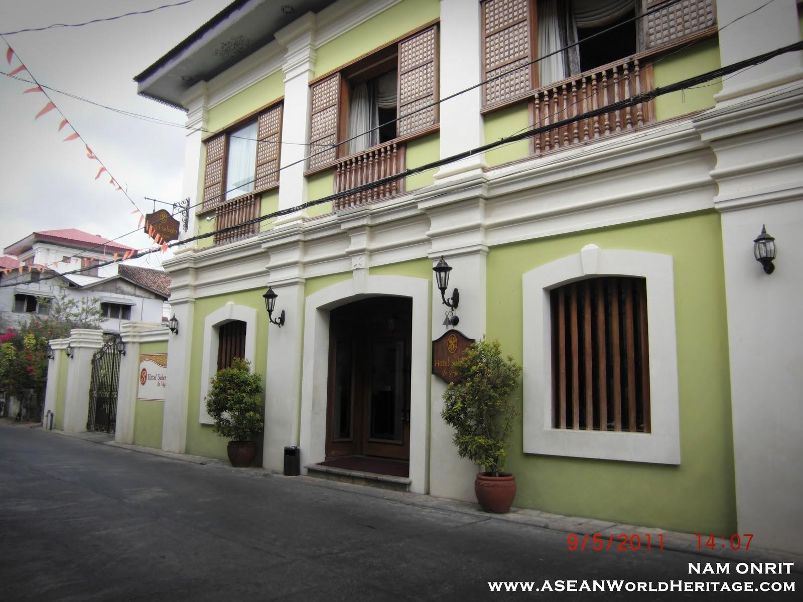 Stay Vigan Visit 2 Asean World Heritage