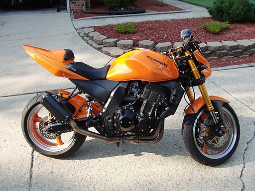 2003 kawasaki z1000 - Info Motorcycle