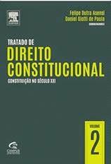 """Lançamento Elsevier - """"Livro Tratado de Direito Constitucional, Vol2"""""""