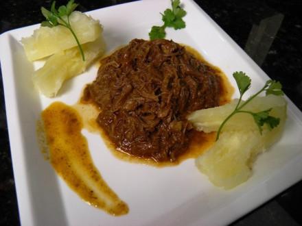Joseph caceres for Como cocinar carne de chivo