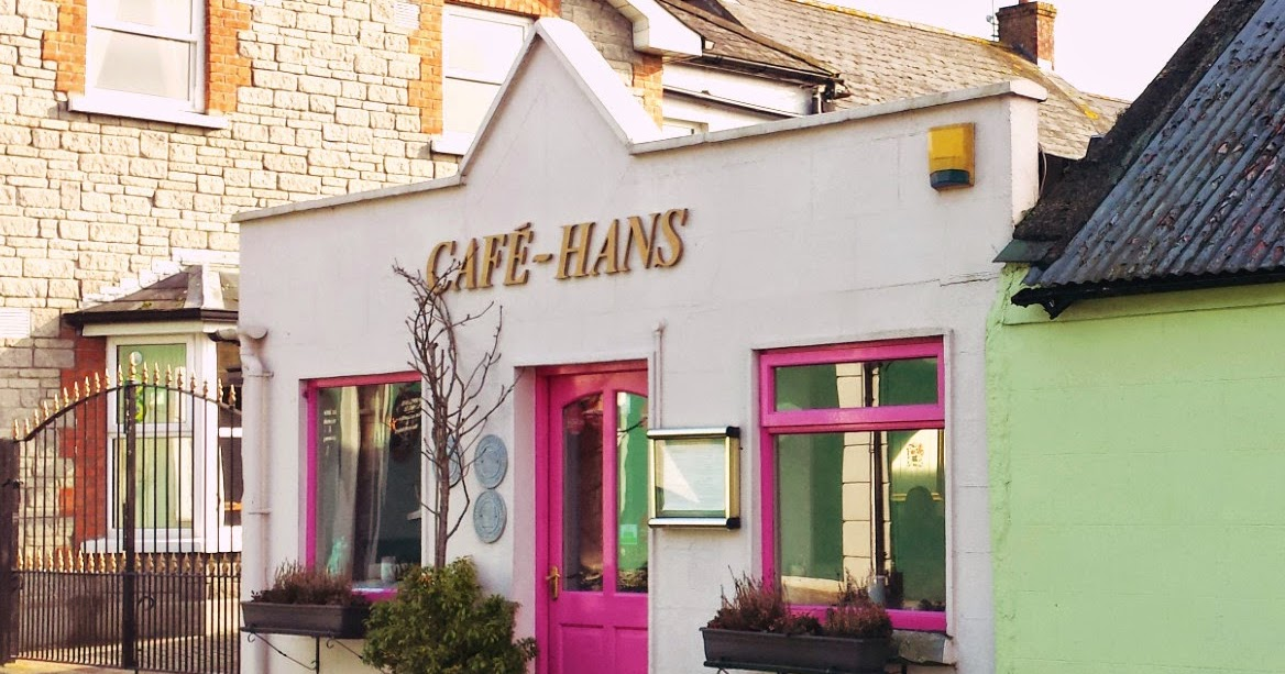 Cafe Hans Cashel Menu