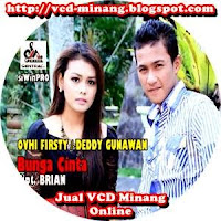 Ovhi Firsty & Dedy Gunawan - Bunga Cinta (Full Album)