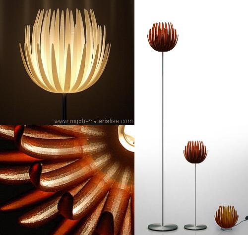 LOTUS MGX lamp
