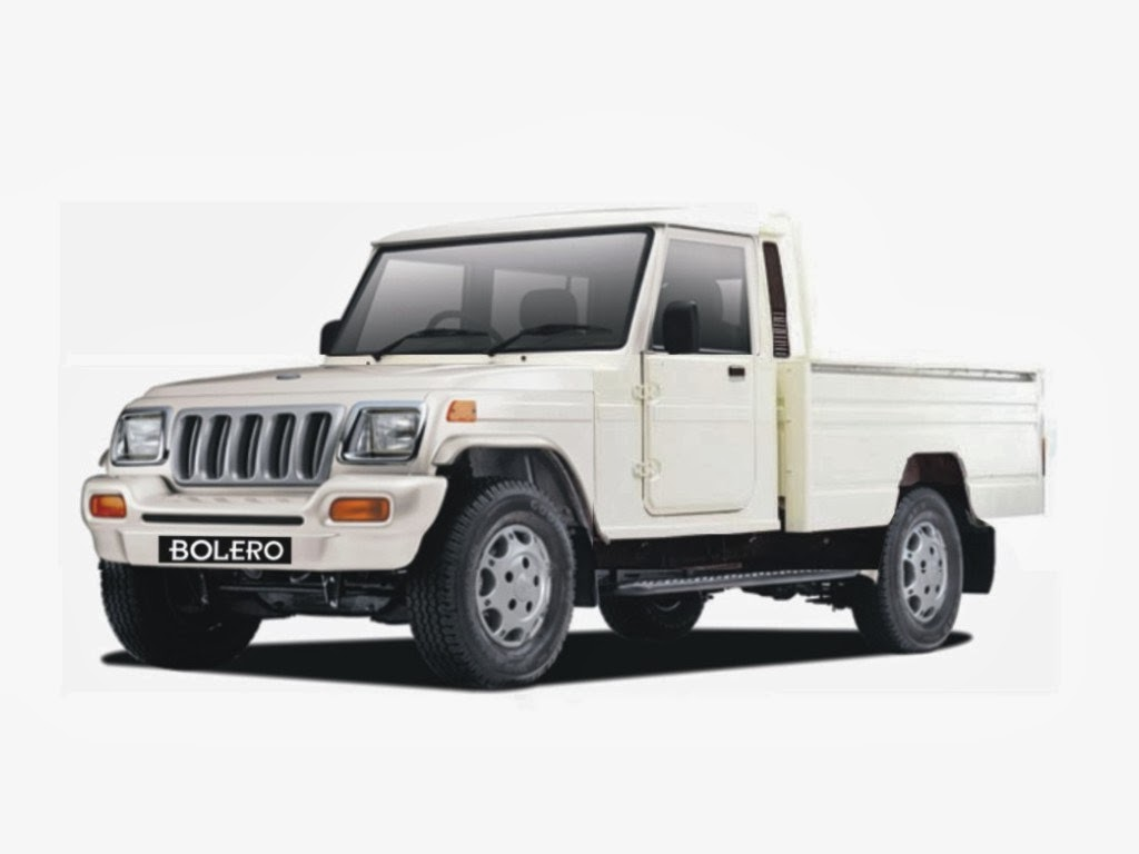 Mahindra Bolero Photos In India